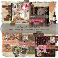 Coffee in Paris Collection - IP/S 19