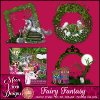 Fairy Fantasy Clusters